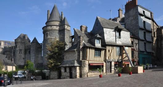 Vitré, Brittany, France